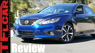 Download 2016 Nissan Altima First Drive Review: New Maxima Biggie-Me Video