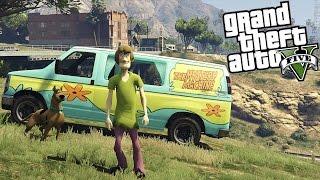 Download Yamatum O | GTA V : #187 สกู๊ปปี้ดูปี้ดู้ Scooby Doo Mod Video