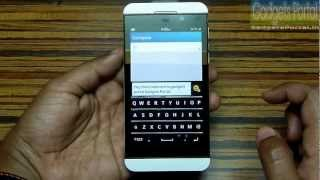 Download BlackBerry Z10 TIPS and TRICKS, TUTORIAL REVIEW Part 1 by Gadgets Portal Video
