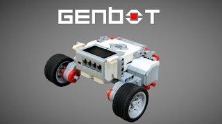 Download Make your First Lego Mindstorms EV3 Robot - GenBot Video