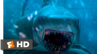 Download Deep Blue Sea (1999) - Blowing Up the Shark Scene (10/10) | Movieclips Video