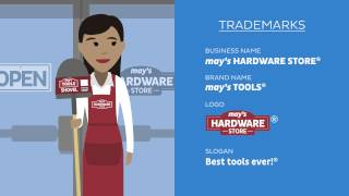 Download Copyright, Trademark and Patent: What's the Difference? Video