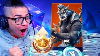 Download *UNLOCKING* MAX TIERS IN THE NEW SEASON 6 BATTLE PASS! INSANE LVL 100 SKIN IN FORTNITE BATTLE ROYALE Video