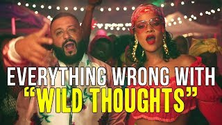 Download Everything Wrong With DJ Khaled - ″Wild Thoughts (ft. Rihanna)″ Video