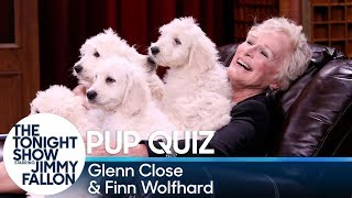 Download Pup Quiz with Glenn Close and Finn Wolfhard Video