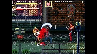 Download OpenBoR games: Streets of Rage Z 2 - Russian Blaze Fielding playthrough Video