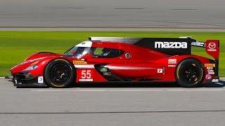 Download IMSA: Mazda RT24-P Tech Tour Video