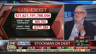 Download Stockman on Trump Blaming Fed for Correction: Rates Still Underwater, Carnage Just Getting Started Video