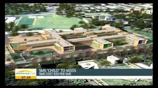 Download Nelson Mandela Children's hospital funding Video