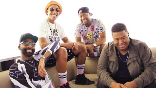 Download Riky Rick, DJ Speedsta, Cassper Nyovest and Anatii talk about their Special Somebody Video
