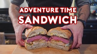 Download Binging with Babish: Jake's Perfect Sandwich from Adventure Time Video
