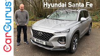 Download Hyundai Santa Fe (2020) Review: Full of clever touches | CarGurus UK Video