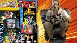 Download Mighty Morphin Power Rangers - Angry Video Game Nerd: Episode 144 Video