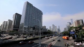 Download 'Severe': China's economic growth slows from 6.4% to 6.2% in latest quarter Video
