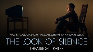 Download THE LOOK OF SILENCE [Theatrical trailer] - In theaters now Video