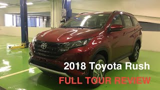 Download 2018 TOYOTA RUSH 1.5G AT    FULL TOUR REVIEW Video