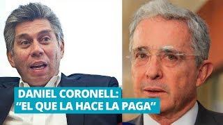 Download 'El Que La Hace La Paga' por Daniel Coronell / Alvaro Uribe Velez Video