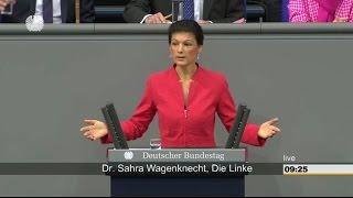 Download Die staatliche Reichtumspflege und ″Wir schaffen das!″ Sahra Wagenknecht 23.11.16 - Bananenrepublik Video
