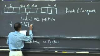 Download 1. Algorithmic Thinking, Peak Finding Video