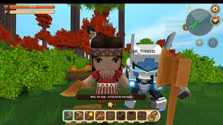 Download Mini World Block Art - Game Sinh Tồn giống Minecraft, Nhưng LAG quá! Video