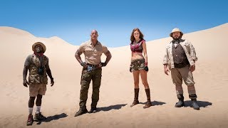 Download JUMANJI: The Next Level - Virallinen trailer #1 Video
