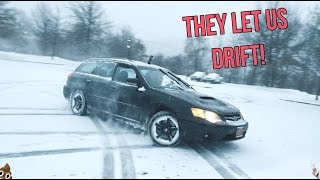 Download DRIFTING IN THE NEW YEAR! (or trying to...) Video
