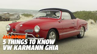 Download 5 Things To Know About The VW Karmann Ghia Video