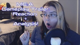 Download ME:A Game Awards Gameplay Trailer! Reaction + Analysis! Video