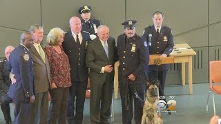Download NYPD K9 Graduation Video