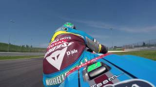 Download Onboard with Franco Morbidelli at Misano Video