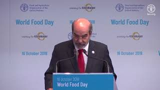 Download World Food Day Ceremony 2018 Video