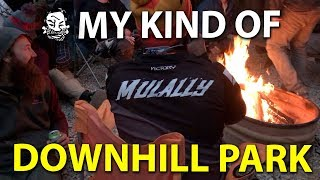 Download My kind of downhill mtb park! - Windrock is raw AF Video