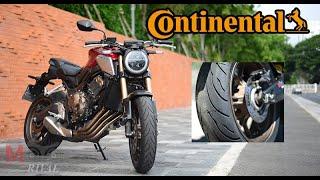 Download รีวิว Continental ContiMotion ยางทัวริ่ง สำหรับรถ Entry Bike จนถึงตัวพัน อีก 1 ยางที่คุ้มราคา Video