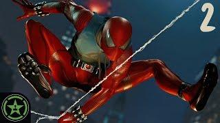 Download Famous Designer Giorgio Parker - Marvel's Spider-Man - Let's Watch (#2) Video