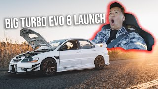 Download CRAZY 510WHP EVO 8 LAUNCH SCARES RANDY FROM ILLIMINATE *HILARIOUS REACTION* Video