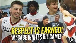 Download Jordan McCabe Impresses Trae Young! Full McCabe Ballislife All-American Highlights! Video