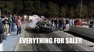Download SELLING ALL MY CARS FOR A REAL RACECAR!!!! Video