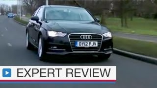Download Audi A3 hatchback expert car review Video