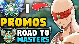 Download DIAMOND 1 PROMOS!! 3 YEARS OF CLIMBING HAS LED TO THIS | Road to Masters - League of Legends Video