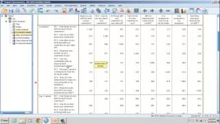 Download Convergent and Discriminant Validity- Correlational Matrix Approach Video