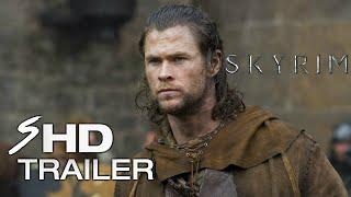 Download Skyrim (2018) - Movie Trailer #1 Chris Hemsworth, Sam Worthington (Fan Made) Video