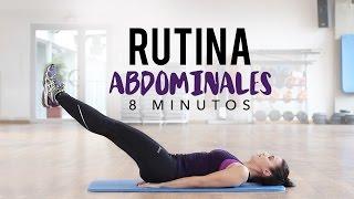 Download Abdomen definido en 8 minutos | Rutina de abdominales Video