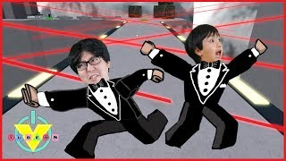 Download VTubers Ryan Vs. Daddy TOP SECRET Let's Play Roblox Spy Training Obby Video