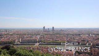 Download Rhône (69 ). Capital: city of Lyon Video