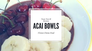 Download Are Acai Bowls Healthy? Taste Test & Review Video