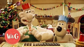 Download Google Hangout with Wallace and Gromit Video