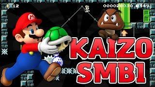 Download Super Mario Bros. KAIZO!? - Super Mario Maker Level Showcase Video