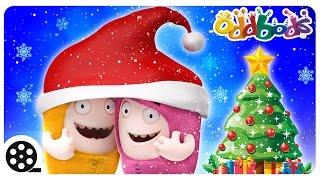 Download Christmas | Christmas With Oddbods | Christmas Cartoons | Funny Cartoons For Children Video