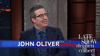 Download John Oliver Warns Meghan Markle What She's Getting Herself Into Video