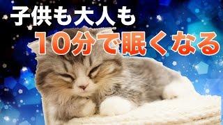 Download 【眠くなるねかしつけ動画】〜眠りの森 Video